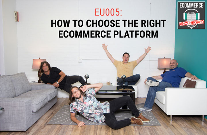 EU005: How to Choose the Right eCommerce Platform for Your Business