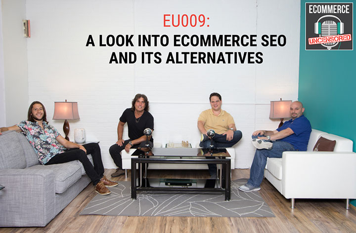 EU009: A Look Into eCommerce SEO and Its Alternatives