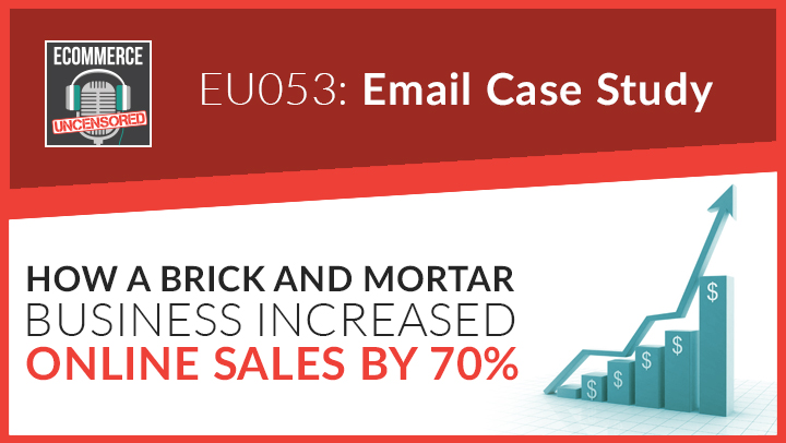 EU053: Case Study-How A Brick and Mortar Business Increased Online Sales by 70%