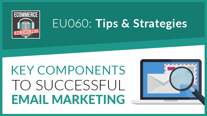 EU060: Key Components To Successful Email Marketing