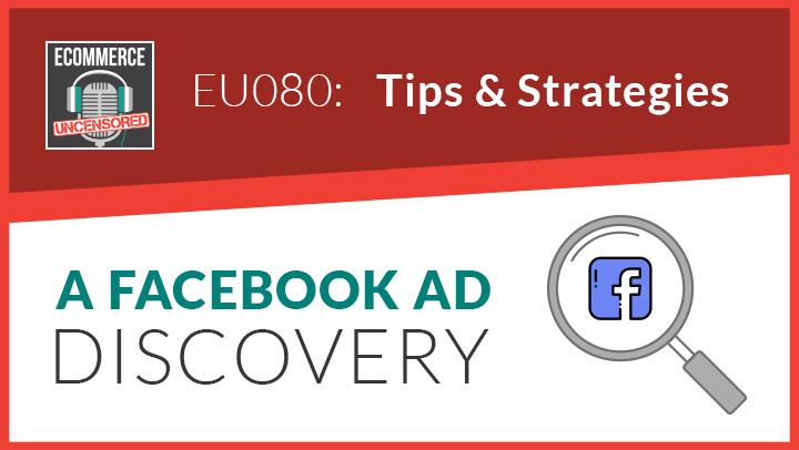 EU080: A Facebook Ad Discovery