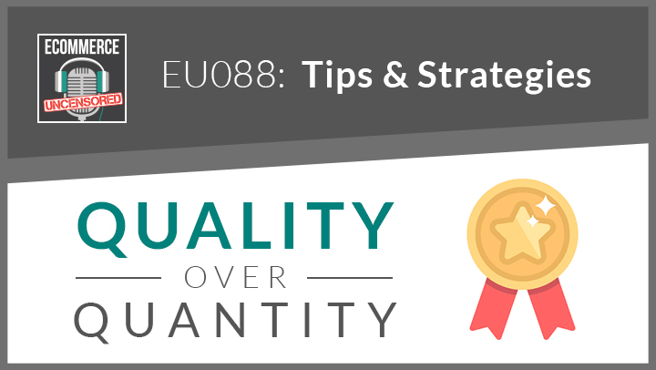 EU088: Quality Over Quantity