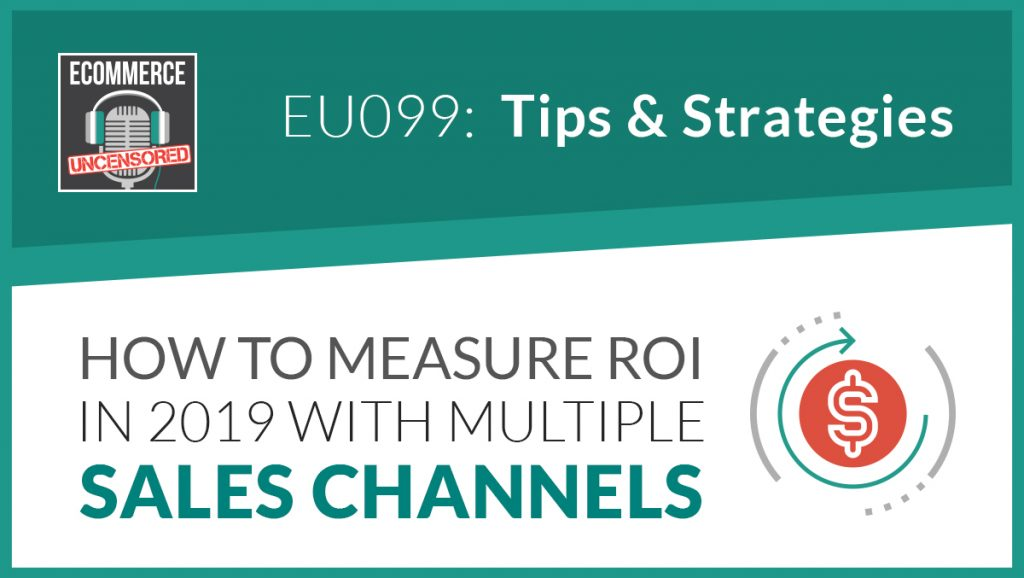 EU099: How To Measure ROI In 2019 With Multiple Sales Channels