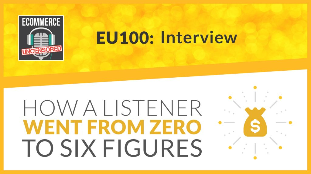 EU100: How a Listener Went From Zero to Six Figures