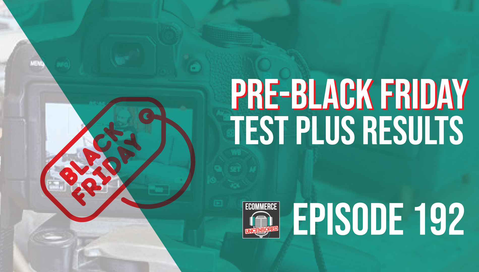 Eu192 Pre Black Friday Test Plus Results